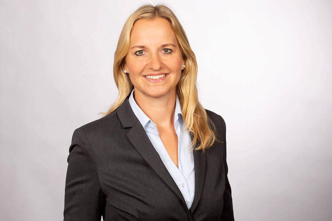 Rechtsanwältin Sandra Schaller - Portrait Foto
